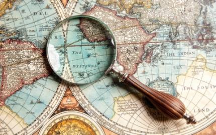 Онлайн-сервисы по географии