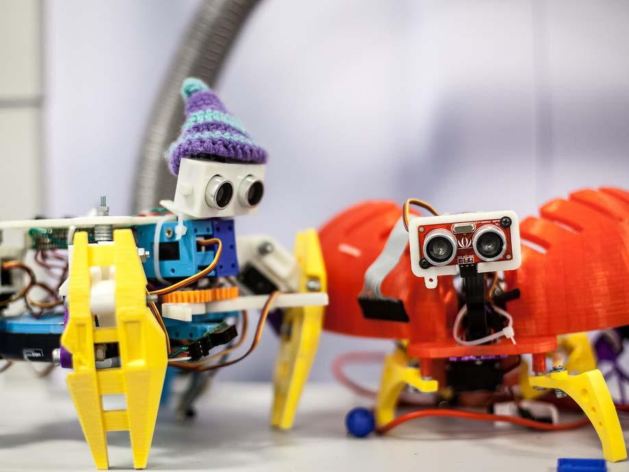 Организация внеурочной деятельности в условиях ФГОС НОО (на примере робототехники)