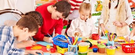 Художественно-эстетическое развитие детей