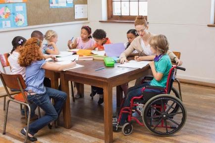 Организация инклюзивного образования