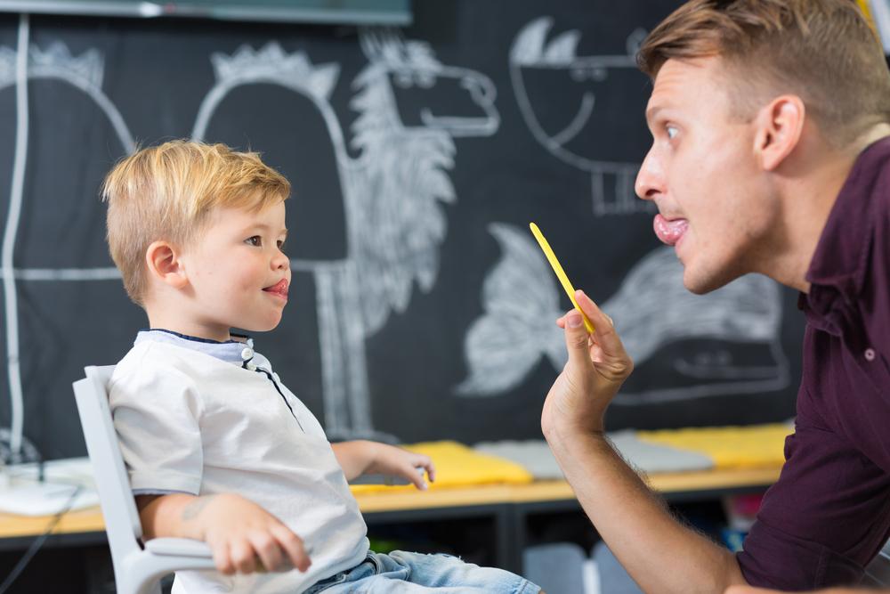 Логопедическая работа с детьми дошкольного и младшего школьного возраста
