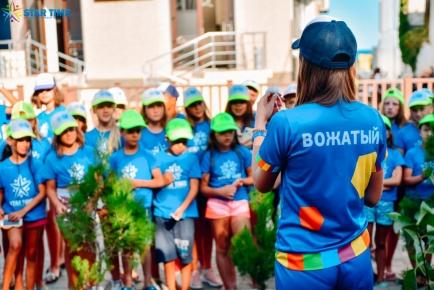 Сопровождение деятельности детского общественного объединения