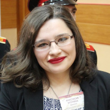 Дукмас Анастасия Игоревна