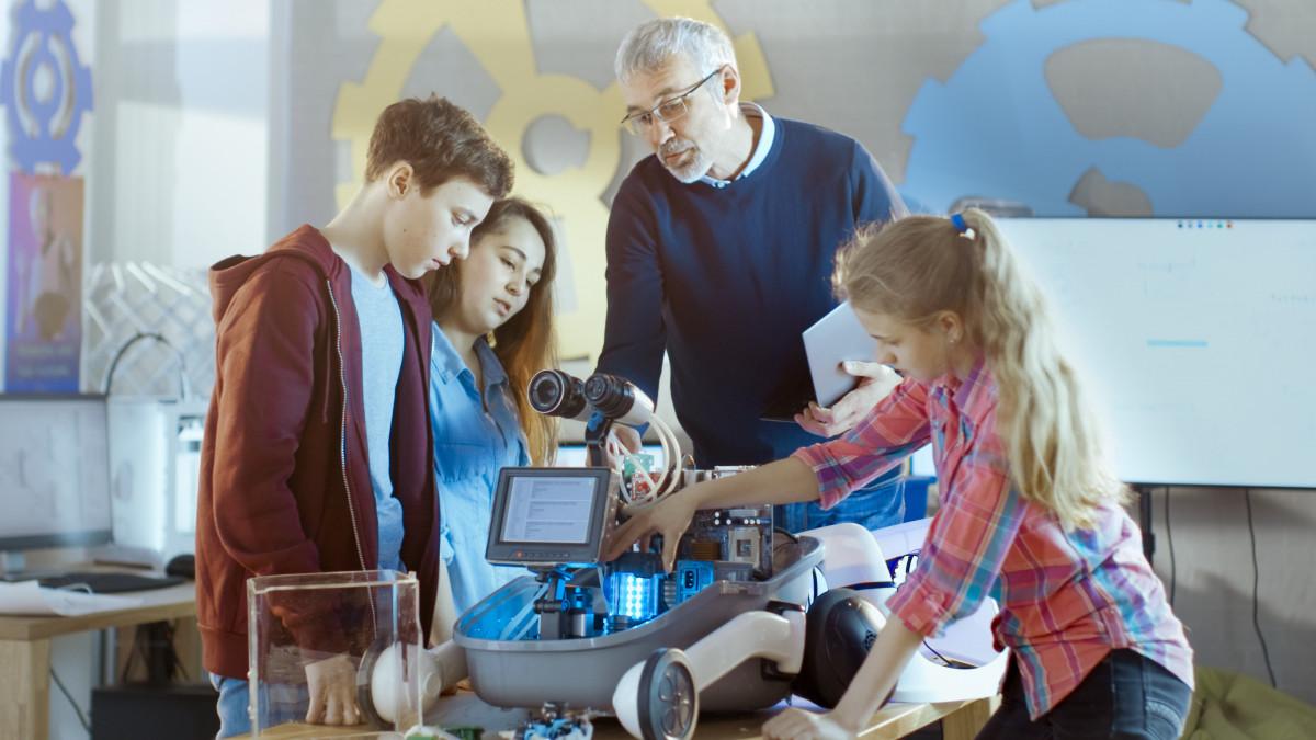 Современные тенденции в образовании: учитель будущего