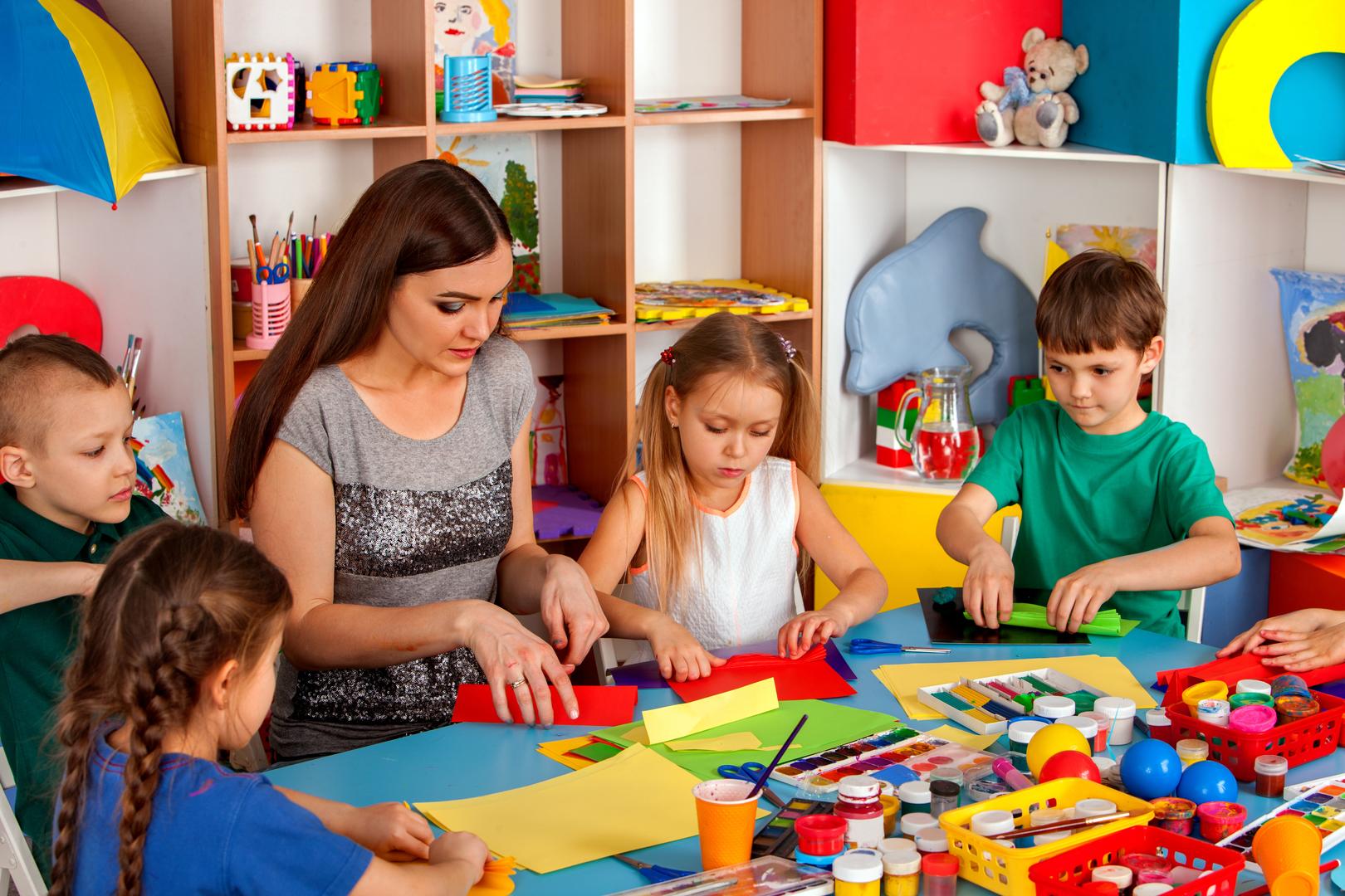 Исследовательская деятельность дошкольников